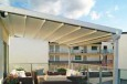 Mái xếp hồ bơi – Không gian thư giãn tuyệt vời